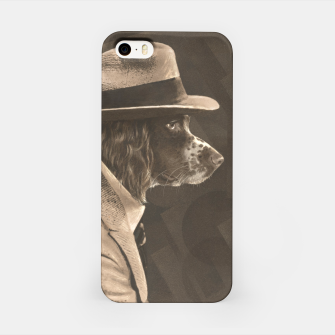Thumbnail image of The Gangster iPhone Case, Live Heroes