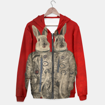 Thumbnail image of We Are Ready Hoodie, Live Heroes