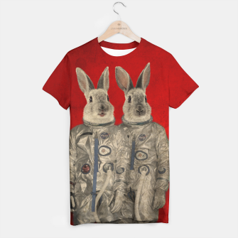 Thumbnail image of We Are Ready T-shirt, Live Heroes