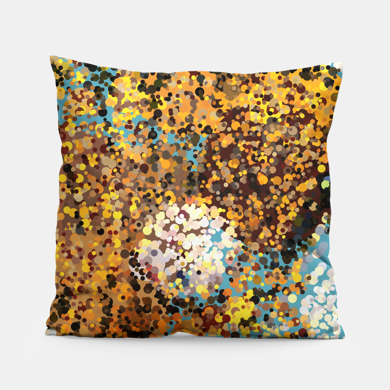Image of Colorful Play Pillow - Live Heroes