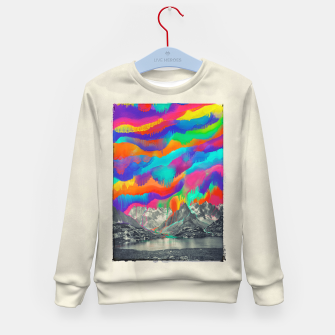 Skyfall Kid's Sweater thumbnail image