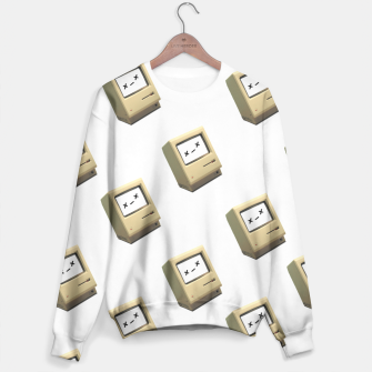 Thumbnail image of KillaBite Computer Wave Sweater, Live Heroes