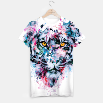 Thumbnail image of Tiger Blue T-shirt, Live Heroes