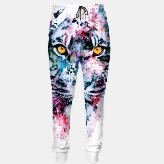 Thumbnail image of Tiger Blue Sweatpants, Live Heroes