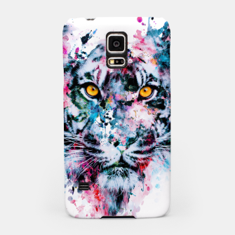 Thumbnail image of Tiger Blue Samsung Case, Live Heroes