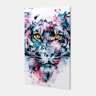 Tiger Blue Canvas thumbnail image