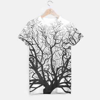 Thumbnail image of Tree T-shirt, Live Heroes