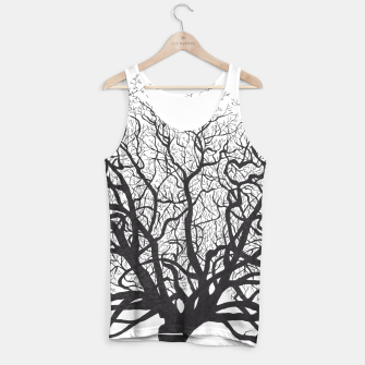 Thumbnail image of Tree Tank Top, Live Heroes