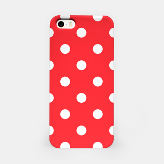Thumbnail image of iPhone Case with Dots. Original 50s look, Live Heroes