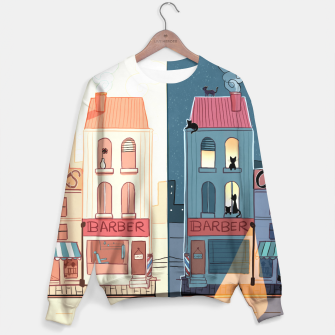 Thumbnail image of Urban Parallels Sweater, Live Heroes