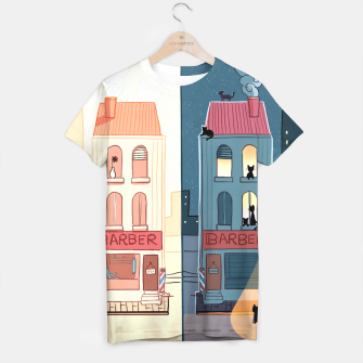 Thumbnail image of Urban Parallels T-shirt, Live Heroes