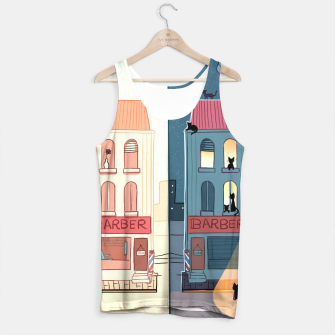 Thumbnail image of Urban Parallels Tank Top, Live Heroes