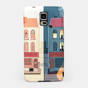 Thumbnail image of Urban Parallels Samsung Case, Live Heroes