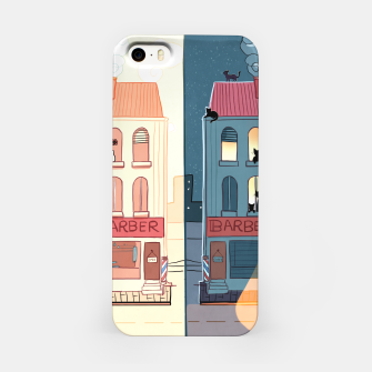 Thumbnail image of Urban Parallels iPhone Case, Live Heroes