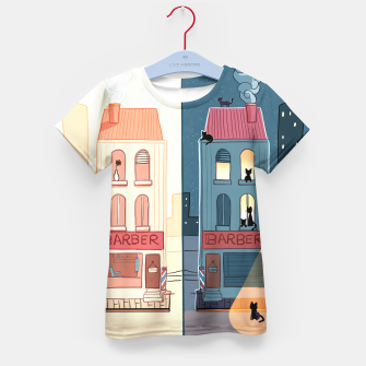Thumbnail image of Urban Parallels Kid's T-shirt, Live Heroes
