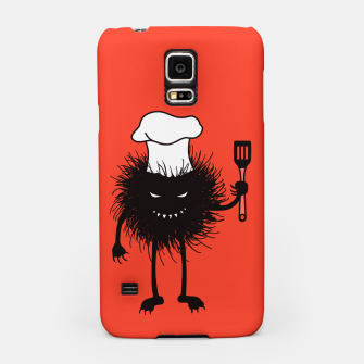 Thumbnail image of Evil Bug Chef Loves To Cook Samsung Case, Live Heroes