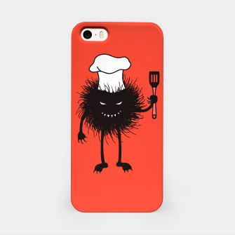 Thumbnail image of Evil Bug Chef Loves To Cook iPhone Case, Live Heroes