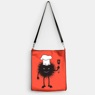 Thumbnail image of Evil Bug Chef Loves To Cook Handbag, Live Heroes