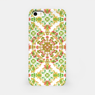 Thumbnail image of Colorful Stylized Floral Boho iPhone Case, Live Heroes