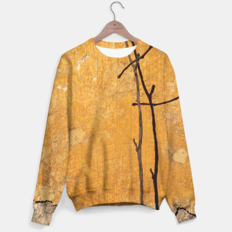 Miniaturka Golden wall Sweater, Live Heroes