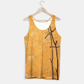 Golden wall Tank Top obraz miniatury