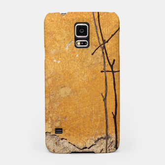 Golden wall Samsung Case obraz miniatury