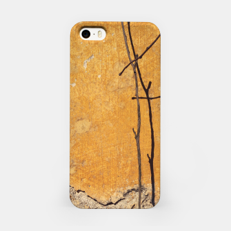 Golden wall iPhone Case obraz miniatury
