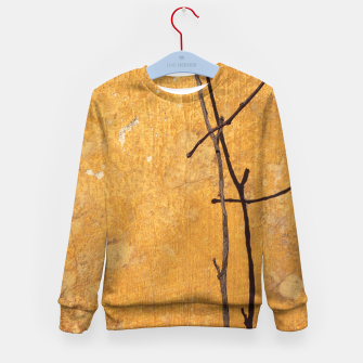 Miniaturka Golden wall Kid's Sweater, Live Heroes