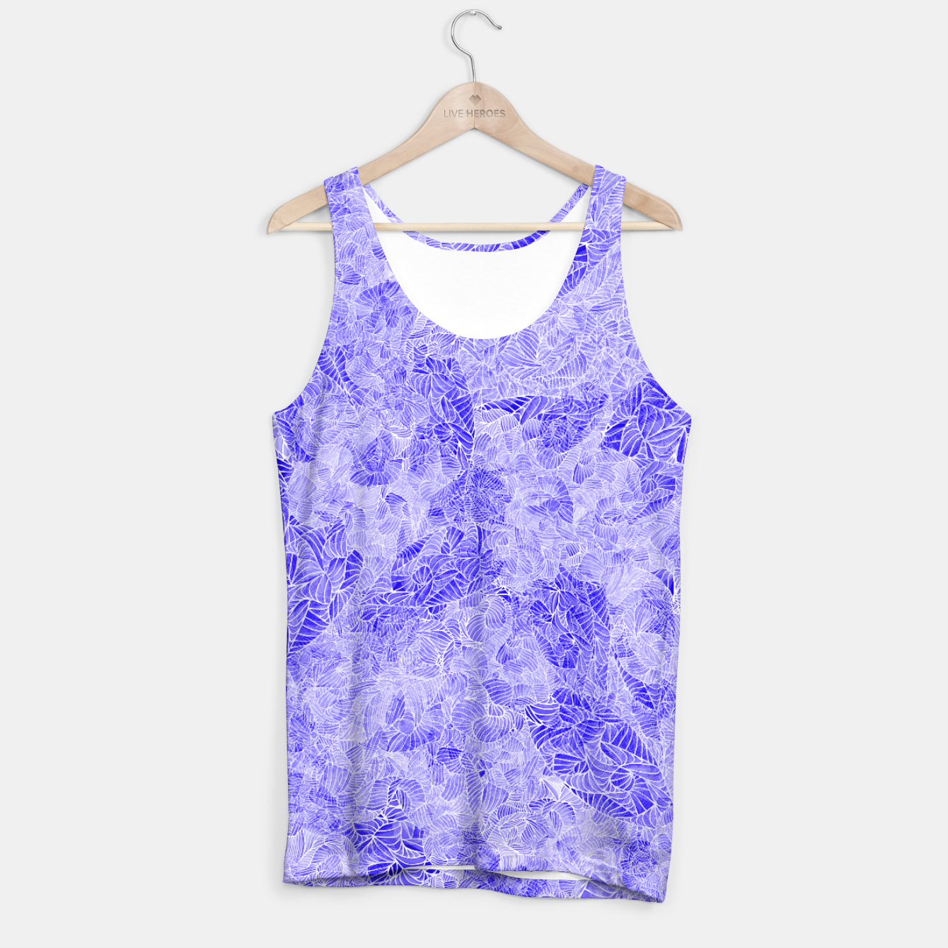 Image of ppl Tank Top - Live Heroes