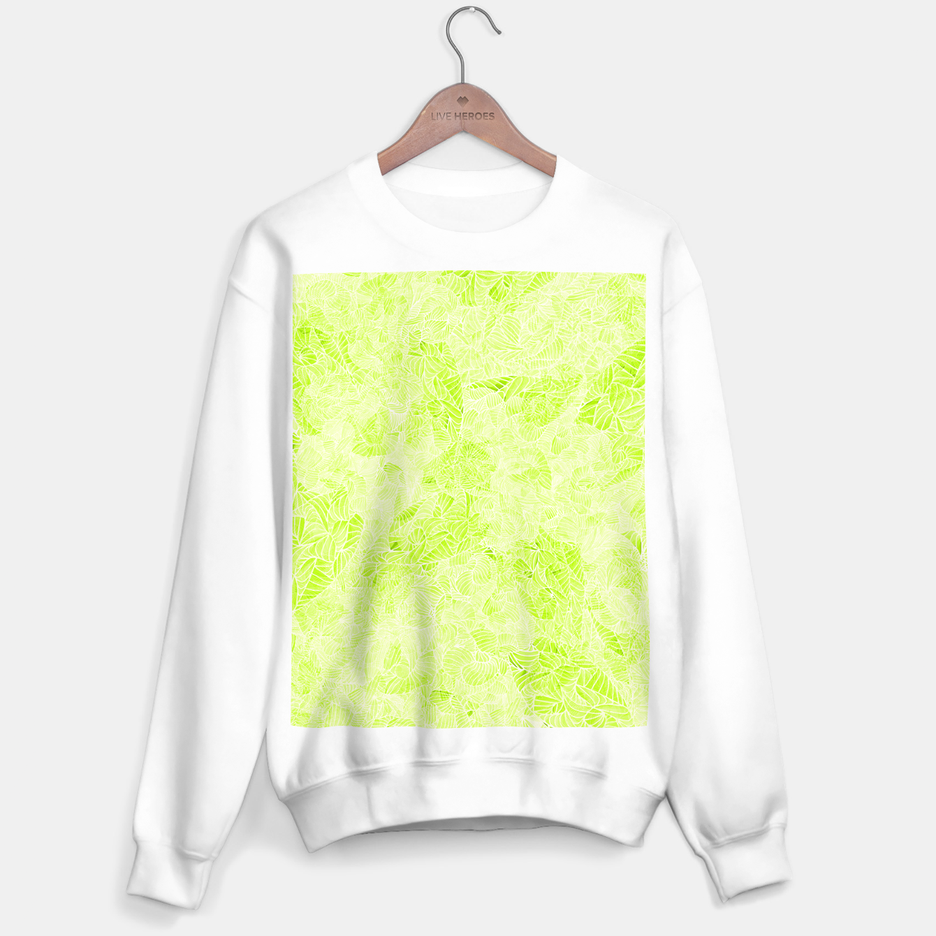 Image of lm Sweater regular - Live Heroes