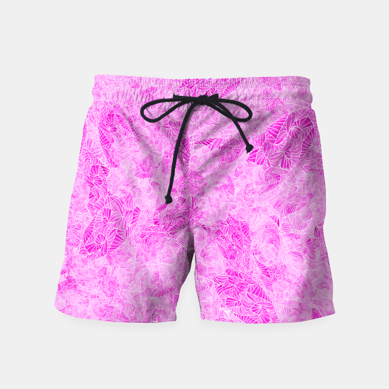 Image of pnk Swim Shorts - Live Heroes