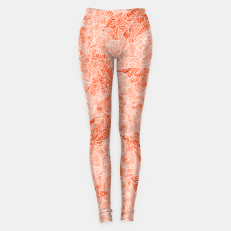 Thumbnail image of orng Leggings, Live Heroes