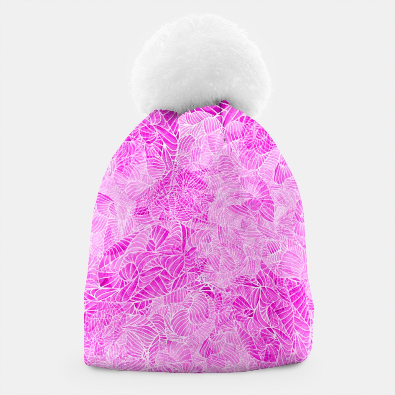 Image of pnk Beanie - Live Heroes