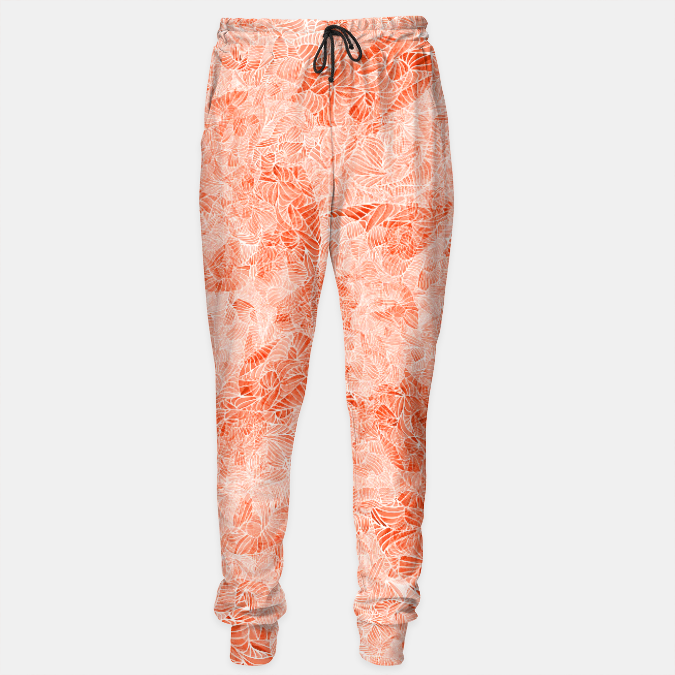 Image of orng Sweatpants - Live Heroes