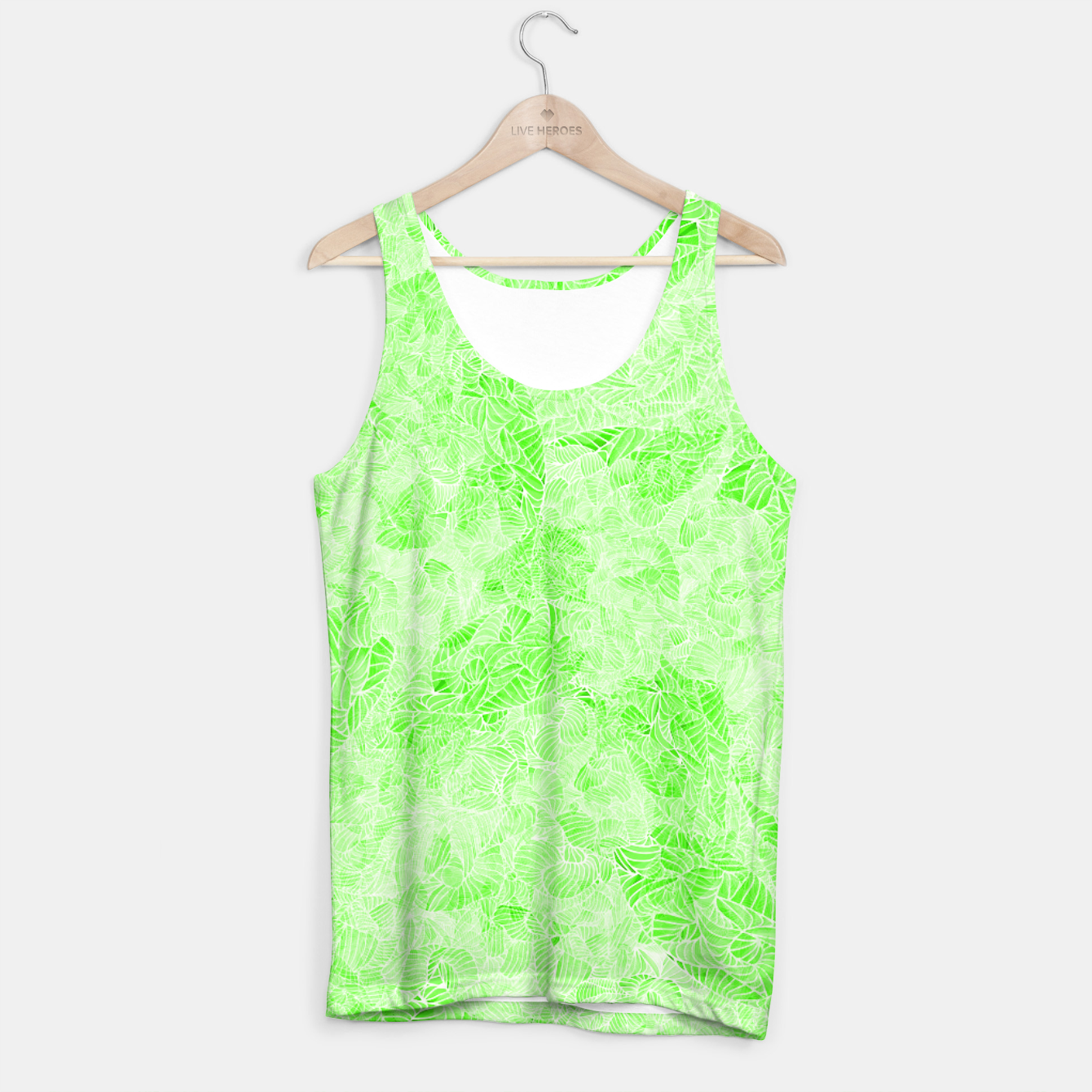 Image of g2 Tank Top - Live Heroes