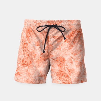 Thumbnail image of orng Swim Shorts, Live Heroes