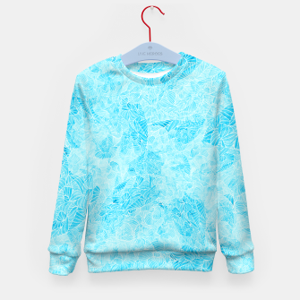 Thumbnail image of b2 Kid's Sweater, Live Heroes