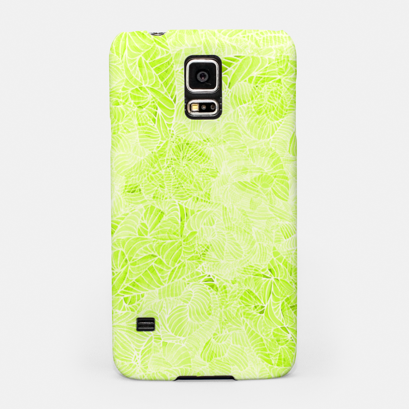 Image of lm Samsung Case - Live Heroes