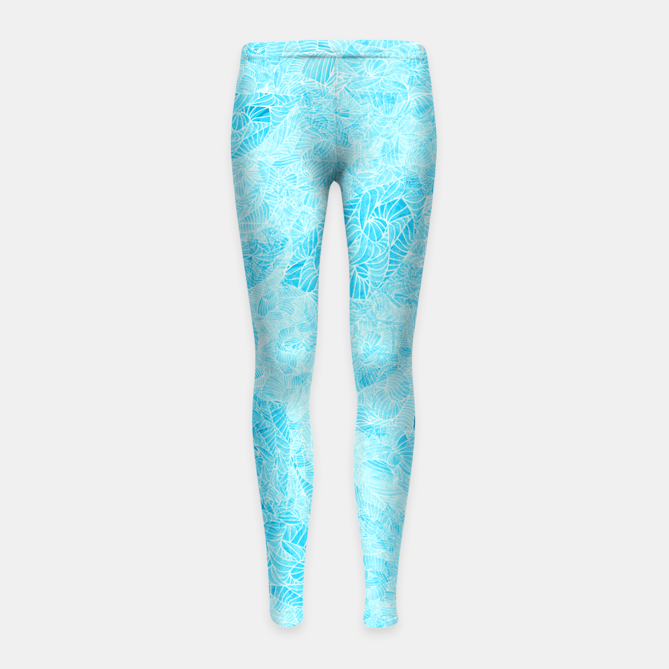 Image of b2 Girl's Leggings - Live Heroes