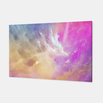 Thumbnail image of Galactic waves Canvas, Live Heroes