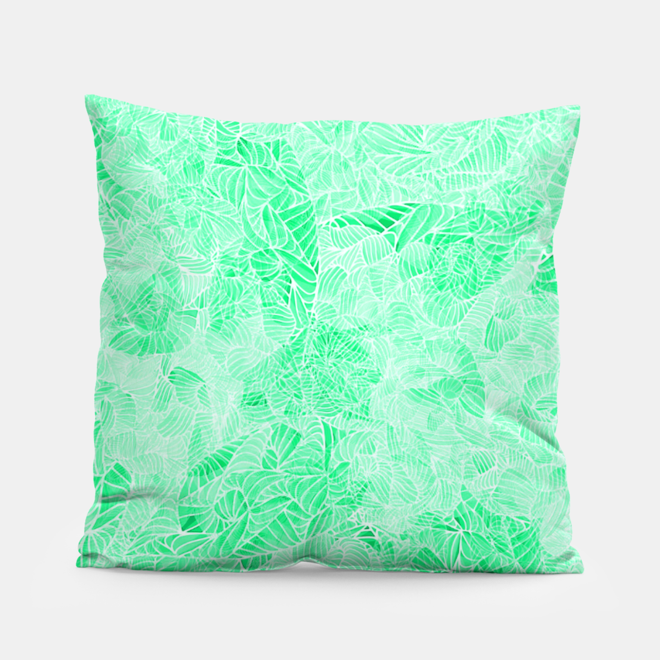 Image of tq Pillow - Live Heroes