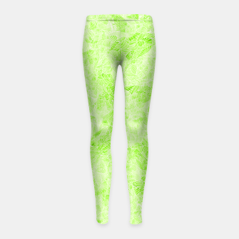 Thumbnail image of gld Girl's Leggings, Live Heroes