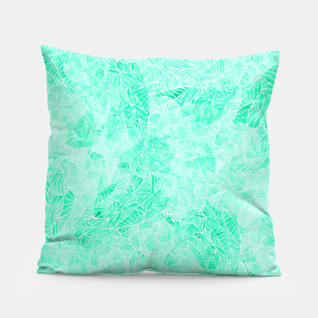 Image of lb Pillow - Live Heroes
