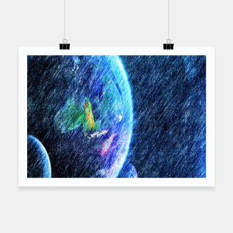 Thumbnail image of Far out there  Poster, Live Heroes