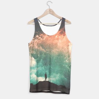 Miniatur Sleepless Tank Top, Live Heroes