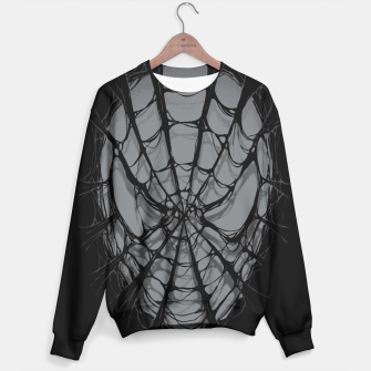 Thumbnail image of Spiderweb Sweater, Live Heroes
