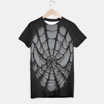 Thumbnail image of Spiderweb T-shirt, Live Heroes