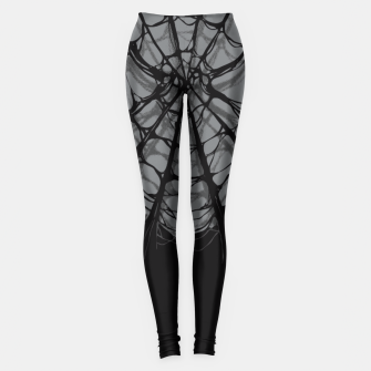 Thumbnail image of Spiderweb Leggings, Live Heroes