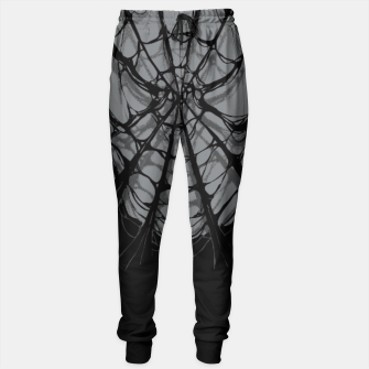 Thumbnail image of Spiderweb Sweatpants, Live Heroes