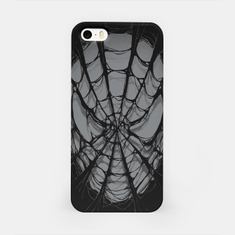 Thumbnail image of Spiderweb iPhone Case, Live Heroes